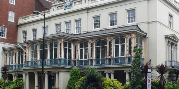 Environmental Monitoring & Control at 'Londons Most Expensive House' Featured by the BBC