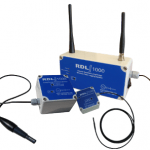 Crack, Tilt, temperature and humidity monitoring with the rdl1000