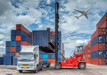 Applications tab - Cargo in yard - Fotolia 67769534
