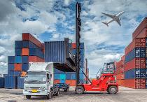 Applications tab - Cargo in yard - Fotolia 67769534