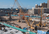 Case study tab - Real time monitoring on construction sites