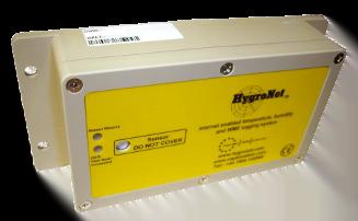 Hardware Tab - HygroNet