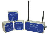 RDL1000 temperature and humidity sensors for environmental monitoring