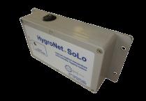 Option Tab - 1 - HygroNet SoLo