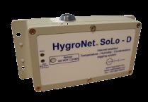 Option Tab - 2 - HygroNet SoLo-D