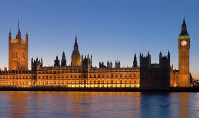 Slider - Environmental monitoring at Westminster Hall