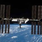International Space Station sm