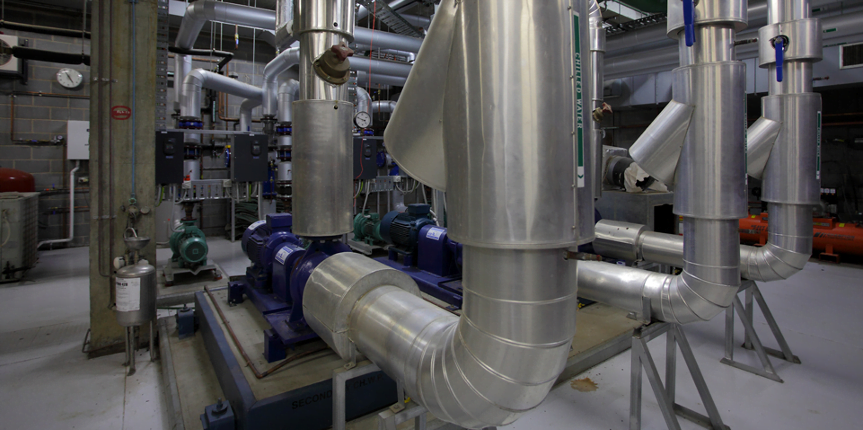Water Plant Room