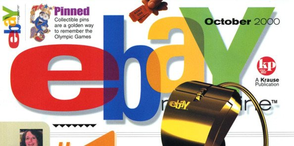 eBay magazine front cover