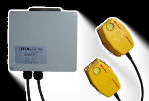 RDLVibe vibration monitoring equipment for hire