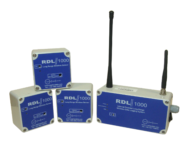 RDL1000 Environmental Monitoring System