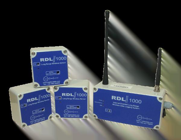 Data Monitoring Systems : Rdl environmental monitoring system