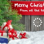 Merry Christmas Blog Cover Photo
