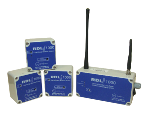 RDL1000 Wireless sensors for monitoring the Built Environment