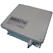 SHOCKTrail Shipping Data Logger Sensor