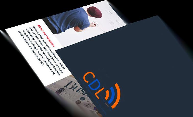 CDL Brochure