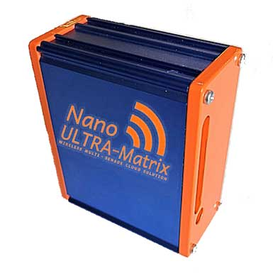 NanoULTRA Matrix Environmental Remote Monitoring System