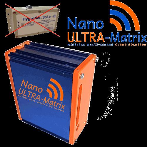 NanoULTRA – MATRIX replaces Hygronet
